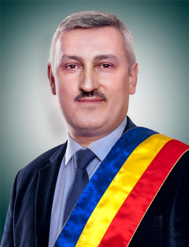Vasiu Adrian Viorel - Primarul comunei Tomești