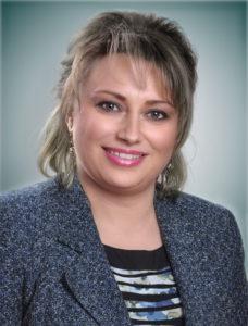 Simedrea Mariana Lacramioara - Referent Principal