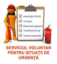 Serviciul Voluntar pentru Situații de Urgență